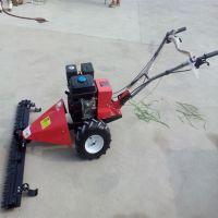 宽幅手推式剪草机 养殖牧草收割机 自走式果园荒草除草机