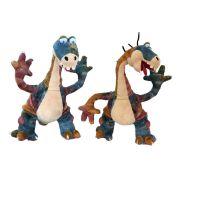 毛绒玩具厂家定制恐龙公仔30cmPP棉仿真玩偶儿童生日礼物