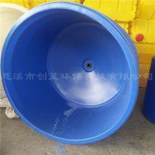 供应养殖行业塑料桶 PE原料制作 食品级卫生材料