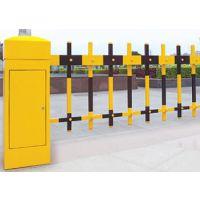 广州捷众 小区商场无人值守车牌识别出入口控制系统直臂折臂栅栏电动道闸PGB-3510
