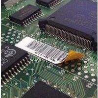 专业生产耐高温标签纸,过锡炉耐高温350℃生产厂家