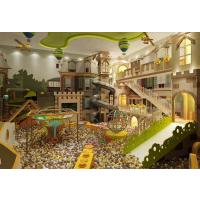 飞翔家超级百万海洋球池超级滑梯球池闯关室内儿童乐园亲子乐园