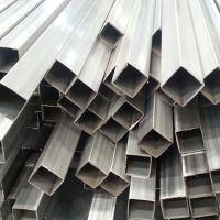 供应濮阳Q345国标扁通,180*180*3.5镀锌方钢一米价格