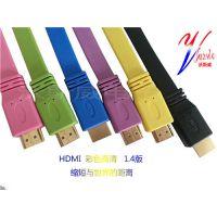 东莞厂家 hdmi线 高清线 机顶盒HDMI连接线 1080P 1.4版 1.5米