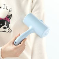 家居粘尘纸粘毛器可撕式滚筒衣服黏滚去除毛器衣物滚轮吸沾除毛刷
