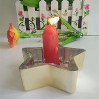 欧式田园风格浪漫家居玻璃蜡烛台厂家直销烛台水晶玻璃烛台