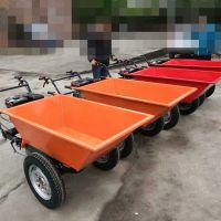 爬坡运水泥车双轮车 敞口式货斗建筑设备 奔力FD-QYTC