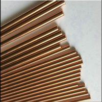 硅青铜合金qsi3-1国标硅青铜圆棒8.0mm直条青铜棒材
