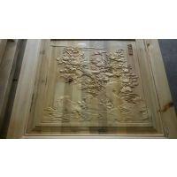 成都实木木雕工艺品_中式木雕挂件_厂家雕刻图案设计