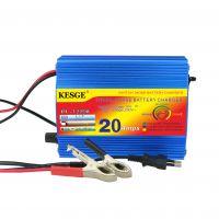 凯斯格KESGE 12V 20A 电瓶充电器 欧标