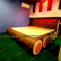 上海漫炫热卖主题酒店森林树床|创意情侣电动床|合欢震动情趣电动床|情侣水床