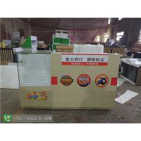 荆州哪里有定做福彩柜子彩票中心打样产品柜全套体彩销售柜厂家