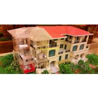 沙盘模型 剖面户型 沙盘建筑模型 ABS家具系列 室内模型 白色 1:50 地形模型