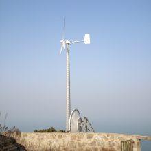 山西晟成10千瓦永磁直驱式小型风力发电机供应家庭工厂用电