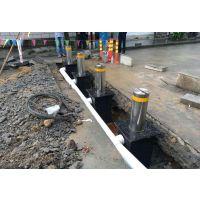 天津大港升降柱安装,全自动挡车器,道闸,停车场识别系统