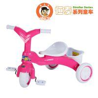 厂家直销批发儿童玩具脚踏三轮车脚踏健乐三轮童车