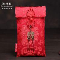 红包结婚个性大红包创意婚礼布艺红包袋万元礼金袋改口利是封一件