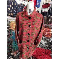 中长款羊毛衫女妈妈打底衫中老年秋装女新款针织衫中年毛衣褂子
