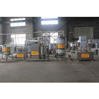 内蒙古牛奶生产线