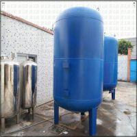 三亚市二级处理出水除生物悬浮物有机物立式活性炭机械过滤罐