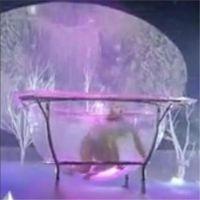 亚克力浴盆 大型洗澡盆  制作直销亚克力大型酒吧表演用道具浴盆