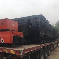 山东丰煤侧卸式矿车质量好 矿用侧翻式矿车可加工订做