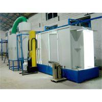 托板喷粉线-特固静电喷粉设备厂-黄冈喷粉设备