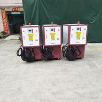 硫化平板油式模温机 挤出机温度控制机 华德鑫高温油加热器