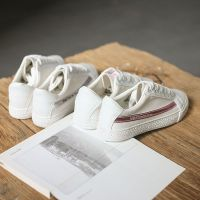 白鹿大人2018新款INS热卖帆布鞋拼色小白女鞋瑞安硫化鞋工厂直销