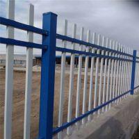 现货供应热镀锌钢管围墙护栏 厂家直销小区围墙厂区铁艺围墙护栏