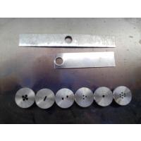 江门金鱼养殖饲料膨化机 膨化单一原料耐磨程度高