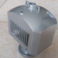 长方形电器箱扁单层150W-400W金卤灯电器箱铝压铸(壳体)
