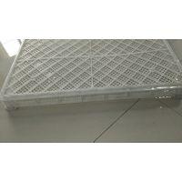 加强筋冷藏单冻器冷库水产海鲜单冻器定制环保防摔塑料晾晒烘干盘