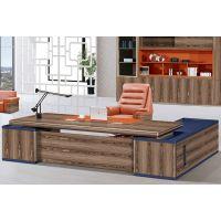 供应新款ZX-K3302实木油漆办公桌