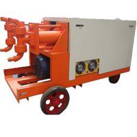 双缸双液混凝土注浆泵的技术参数