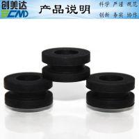 0型硅橡胶密封圈老品牌生产商 顺德耐高温圆形垫圈加工批量 云浮硅胶定制