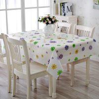 家用桌布布艺棉麻小清新欧式田园风桌垫子防烫餐桌布北欧茶几盖布