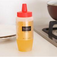 【当天发货】日式家用蜂蜜瓶 340ml 混色