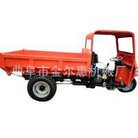 两吨多功能农用三轮车可定做 拉砖拉柴油三轮车 煤矿大容积三马车