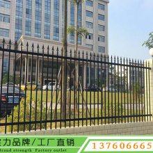 五指山学校围墙栏杆 中铁项目部外墙护栏 隔离栏