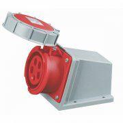 启星QX-1210 32A/5P工业防水明装插座