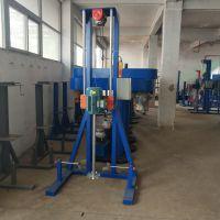 工业电动分散机化工原料搅拌分散机油漆液体搅拌分散机可变频调速生产厂家