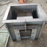 水泥预制泄水槽钢模具操作简单易脱模