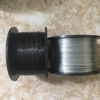 光缆附挂机铁丝/线缆捆绑扎线/镀锌铁丝/附挂机配件厂家