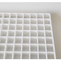 plastic eggcrate grille ,防炫目教室灯护眼灯塑料格,厦门英朗环保科技有限公司