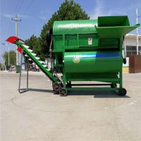 摘果机批发厂家 大型自动装袋花生摘果机设备