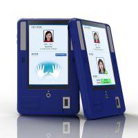 厂家批发前海高乐F5人脸指纹身份证信息采集识别终端设备