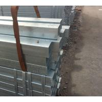 40*60欧标矩形管价格_Q345D镀锌矩形管厂家