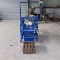 辰发供应彩色砖生产设备 混凝土免烧制砖机工作原理 静压砖机商家