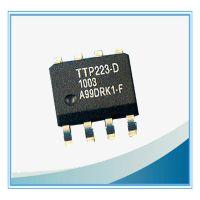 TTP223-DO8通泰单键触摸开关ic TTP223电容式感应式台灯芯片方案